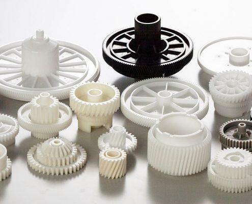 Assortment of Plastic Gears