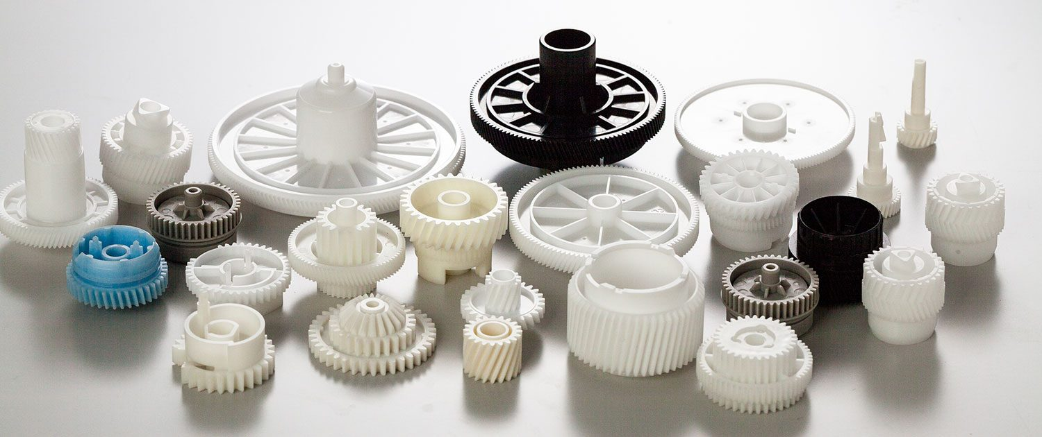 Assortment of Plastic Gears