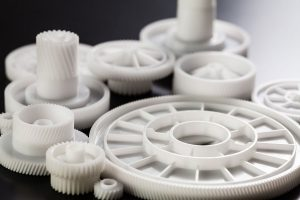 Different Styles of Plastic Gears