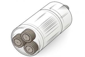 Electric Shutter Plastic Gears