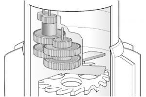 Sprinkler Plastic Gears