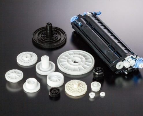 Precision Plastic Gears